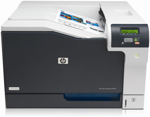 HP Color LaserJet CP3525 MFP Series Printer